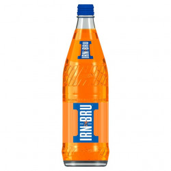 IRN-BRU Glass Bottle