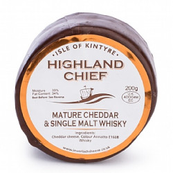 Highland Chief Whisky Isle of Kintyre