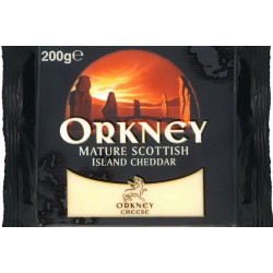 Orkney Island White Mature Cheddar