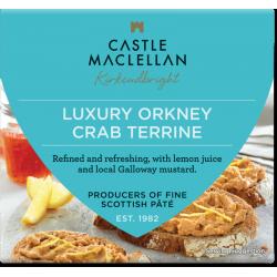 Orkney Crab Pâté Castle MacLellan