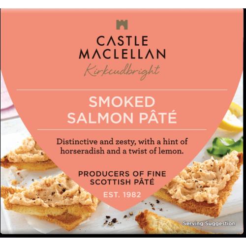 Smoked Salmon Pate Castle MacLellan