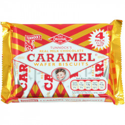 Tunnock's Caramel Wafer