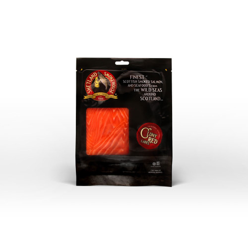 Scottish Smoked Salmon 200g