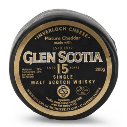 Glen Scotia 15YR Old Mature Cheddar 200g