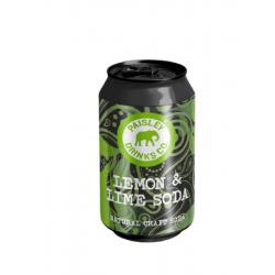 Lemon & Lime Soda Paisley Drinks