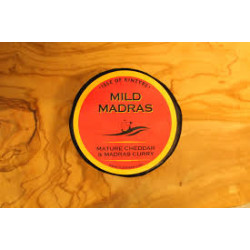 Mild Madras Cheese