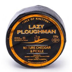 Ploughman cheese Isle of Kintyre