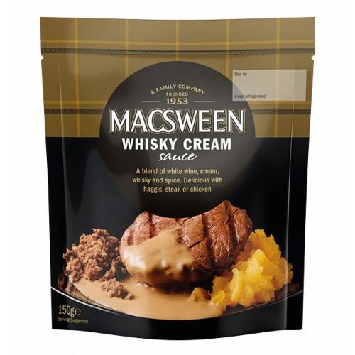 MacSween Whisky Cream Sauce