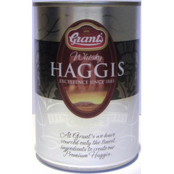 Grants Whisky Flavoured Haggis